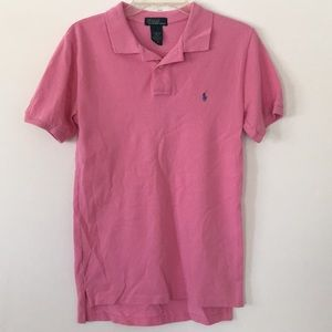 Polo by Ralph Lauren pink polo